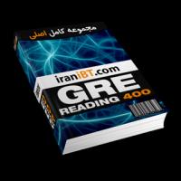 دانلود کتاب الکترونیکی GRE Reading 400