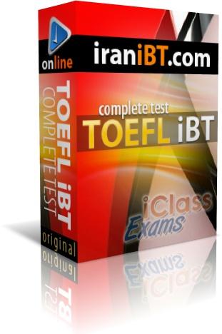 منابع تافل TOEFL iBT دانلود از iranibt.com